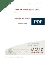 Mediação de Conflitos no Novo Código de Processo Civil