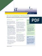 Cost of Applying