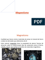 Tema 21.8 Magnetismo