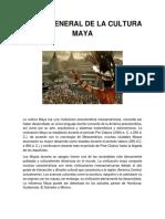 Cultura Maya (1)