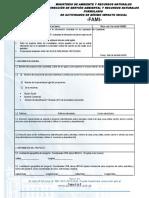 1. Formato de Ingreso de Actividades Para Registro -FAMI