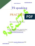 Speacking Practice