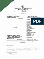 Amnortj132361 Oca vs Judge Ruiz Feb022016