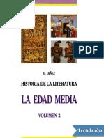 La Edad Media - Eduardo Ianez