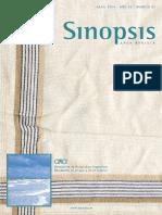 Revista Sinapsis Violencia Escolar y Social Trastornos de La Conducta Alimentaria