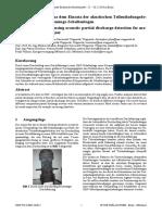 Artikel Ultraschall-TE Messung _University Wuppertal