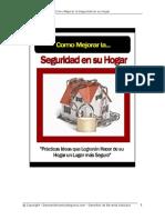 Como Mejorar La Seguridad en El Hogar