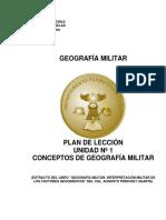 Geografia Militar Aplicada
