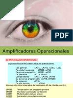 AMPLIFICADOR OPERACIONA1L trz