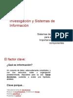 MKT - Clase 04 - Investigacion y Sistemas de Informacion
