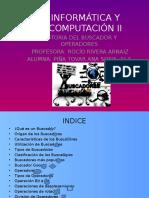 Practica 3 y 4 Diapositivas Buscadores