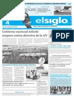 Edicion Impresa El Siglo 04-06-2016