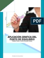 GRAFICA DE PUNTO DE EQUILIBRIO