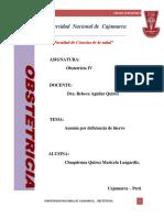 Anemia Ferropenica Seminario