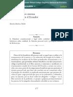 (Curso 1) Aporte Al Nuevo Sistema Procesal Oral de RAMON RUILOVA Pág 177 a 190 en El Libro de La Oralidad (Preguntas) (1)