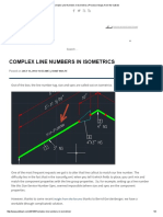 Complex Line Numbers in Isometrics _ Process Design, From the Outside