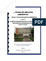 Analisis Ambiental Campus Guayaquil
