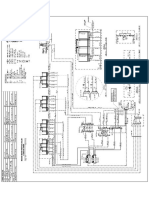 Skematik Diagram Inst. Chiller & Cooling Tower - Pasar Turi - Sby