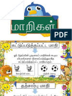 Science Variables Bbm in Tamil