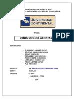 Informe Canal Concepcion