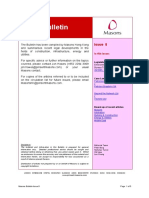 Masons Bulletin Issue 8