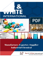 Reliable Manufacture of Industrials Chemicals