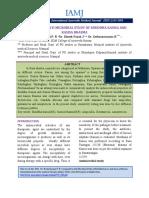 International Ayurvedic Medical Journal April 2016