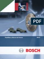 Bosch Frenos 2013FD