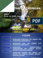 Kl 6 Air Limbah Update 2012