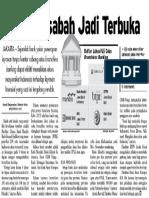 Akses Nasabah Jadi Terbuka (PERBANKAN, Bisnis Indonesia, 17 Mei 2013)