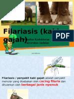 filaria puskesmas