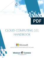 Cloud 101 A5 Book