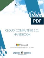 Cloud 101 A5 Book