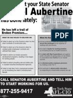 Aubertine Flyer