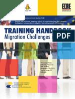 2010 Training Handbook Migrations