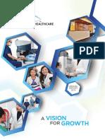 ISEC Healthcare Ltd Annual Report 2014