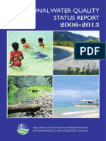 National Water Quality Status Report (2006-2013)
