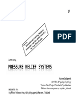 Pressure Relief Systems 2014 Rev A