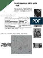 Manual Magne 46