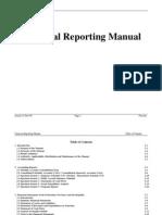 nam Financial Reporting Manual