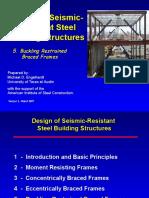 AISC Seismic Design-Module5-Buckling Restrained Braced Frames