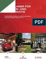 2016 Reiseplaner für Gruppen- und Bustouristik