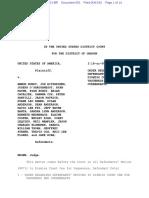 06-03-2016 ECF 650 USA v A Bundy et al - Order Regarding Defendants' Motions to Dismiss Count One for Vagueness and Overbreadth