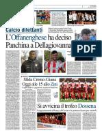 La Provincia Di Cremona 04-06-2016 - Calcio Lega Pro - Pag.3