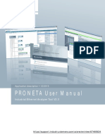 Proneta Documentation