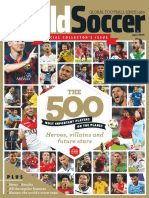 World Soccer - April 2015