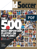 World Soccer - March 2016