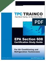 Sgepa 101 0116 Epa Study Guide Tpc