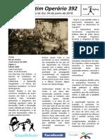 Boletim Operário 392