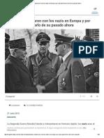 Quiénes Colaboraron Con Los Nazis en Europa